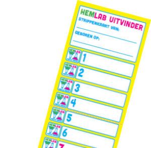 Gratis Strippenkaart voor het Hemlab, aan te vragen via MeedoenZaanstad.nl
